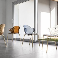 Tall Table And Chairs Dining Chair Danish Design Calligaris Saint Tropez